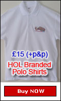 HOL Branded Polo Shirts For Sale