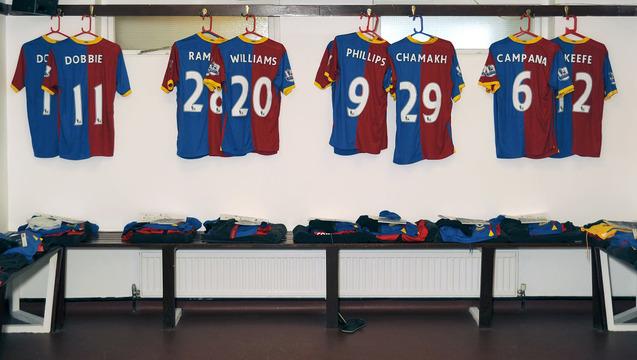 Crystal Palace (Photo: Andy Roberts)