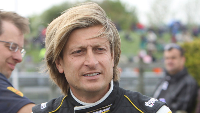 Steve Parish (Photo: www.racingexposure.com)