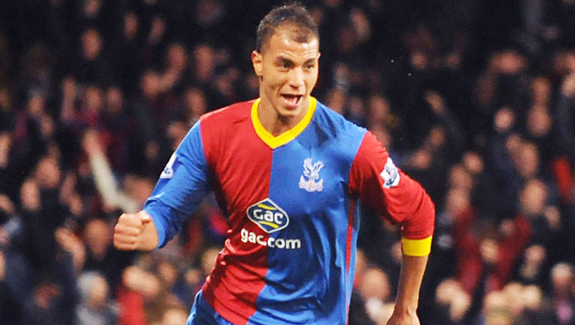 Marouane Chamakh (Photo: Andy Roberts)