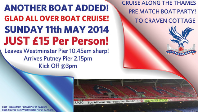Boat Party giveaway
