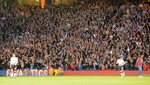 Crystal Palace fans (Photo: Andy Roberts)