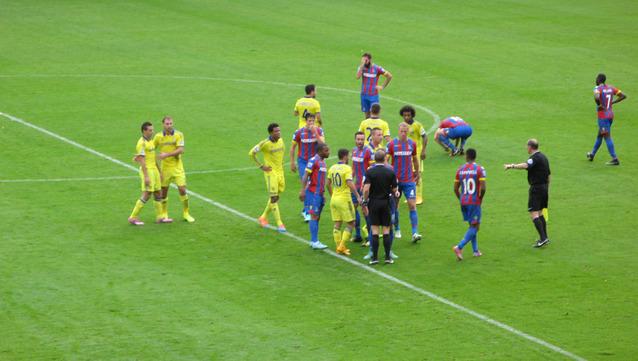 Chelsea match action