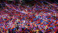 Crystal Palace fans (Photo: Andy Roberts)