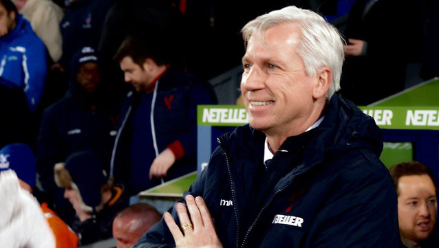 Alan Pardew (Photo: Andy Roberts)
