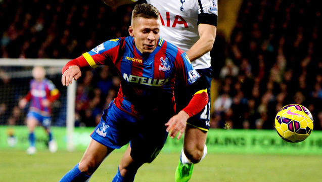 Dwight Gayle (Photo: Andy Roberts)