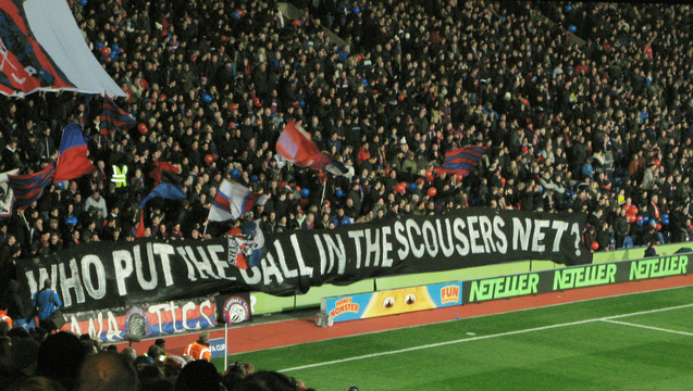 The HF banner asks the question. The answer would on this occasion, of course, be Fraizer Campbell