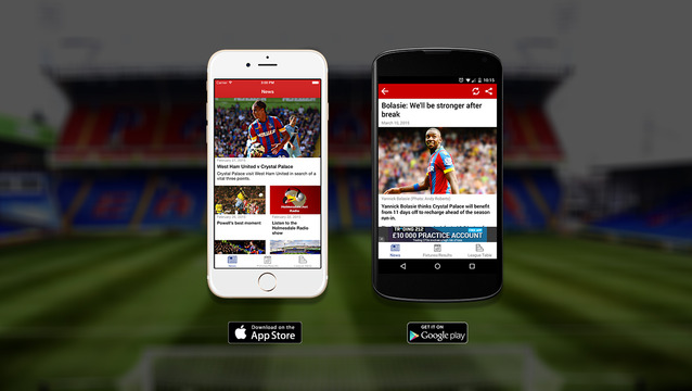 The Holmesdale Online app