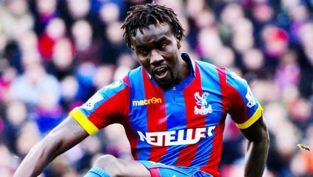 Pape Souare (Photo: Andy Roberts)