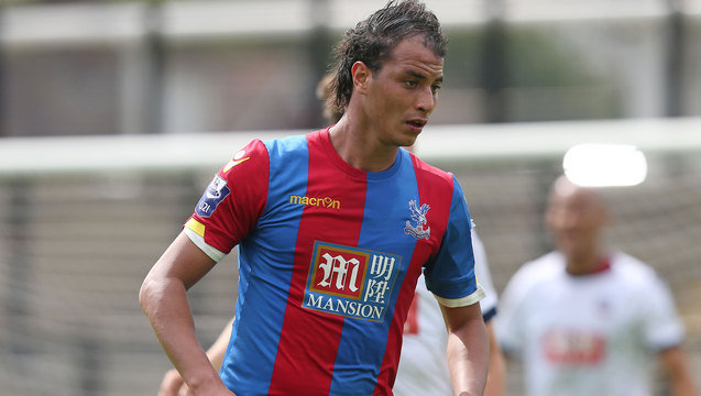 Chamakh: in attack for today's game?