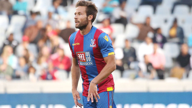 Yohan Cabaye struck a poor penalty against old club Newcastle