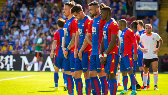 Image result for Crystal Palace team 2017.