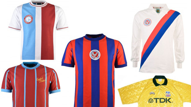 Retro Palace kits