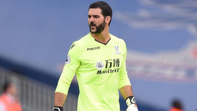 Julian Speroni: Palace still await a first clean sheet