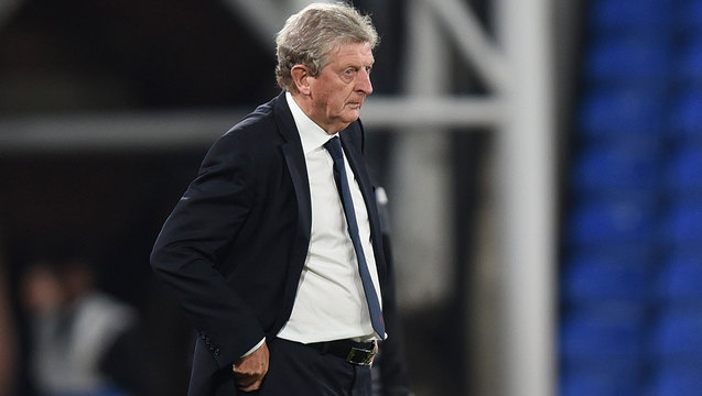 Hodgson: Just two players on his injury list this week