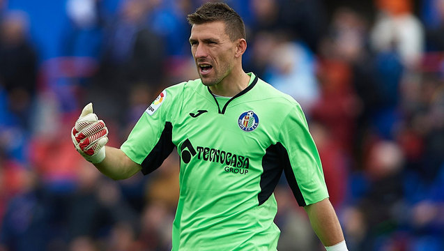 Guaita: his super-save probably denied Cardiff all three points
