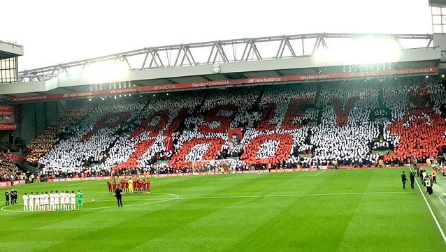 Anfield pays a centenary tribute to Bob Paisley one of the great managers in the English game