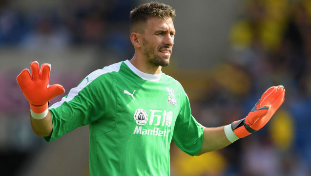 Guaita: Potentially fit enough to return on Sunday