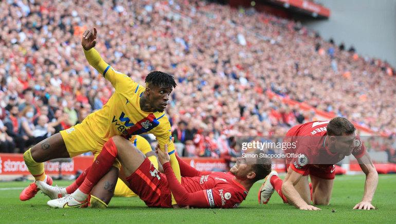 Liverpool 3-0 Palace