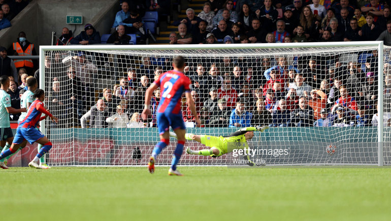 Palace 2-2 Leicester
