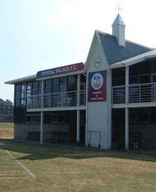 The Beckenham training ground