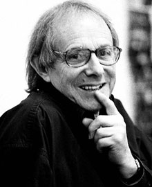 Ken Loach, film director and keen supporter of Bath FC