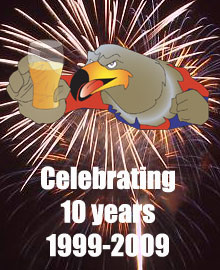 Holmesdale.net is 10 years old