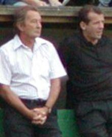 Steve Kember and Terry Bullivant
