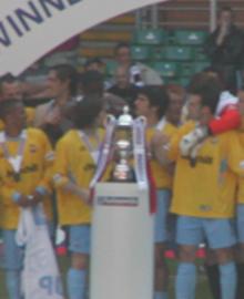 Play-off winners