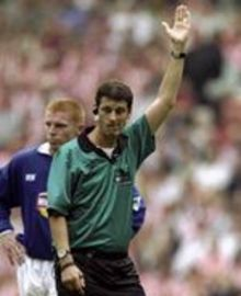 Hands up if you're a bad referee - Andy D'Urso
