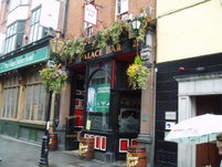 The Palace Bar, Dublin - Sent in by Mark Bolton