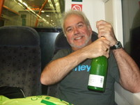 Bucks Fizz on the 7.49 out of Brighton