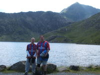 orpingtoneagle44 on Stag weekend in Snowdonia