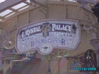 Norfolkeagles went to this restaurant called the Crystal Palace in Disney, Florida