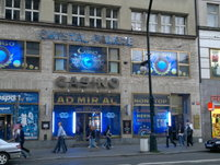 Crystal Palace Casino in Prague - Mark Bolton