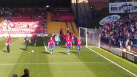 Palace 2-2 West Ham