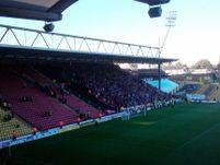 Palace Fans @ Watford - 15/10/2011