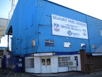 CP - Bristol 1-0 (first time at Selhurst Park)
