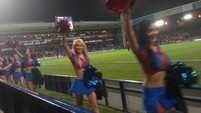 Palace 0-0 Pompey