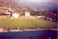 CPFC Aosta Valley Tour 1990