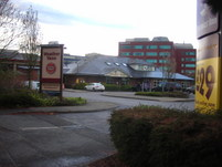 The weathervane Bracknell, end of Day1