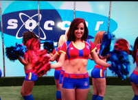 The Crystals on Soccer AM