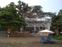 The Crystal Palace bar, Seminyak Beach, Bali - Leon Blunden