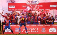 Play-off final - 1-0 Palace (aet)