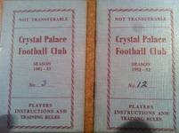 Player's handbook 1951-52  - Steve MacDonald