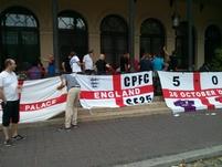 FC Augsburg 0-0 Palace
