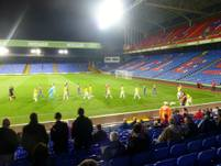 Palace U21s 3-1 Brentford U21s by WhitworthRd_Eagle - Oct 29 2014