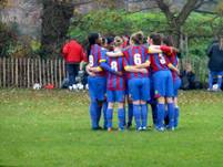 AFC Wimbledon 1-7 Palace Ladies by WhitworthRd_Eagle - Nov 16 2014