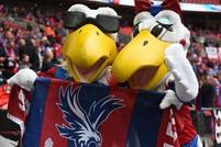 Palace fans 1-0 Man Utd 'fans'