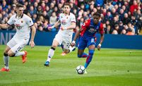 Wilf Zaha (Photo by Andy Roberts)